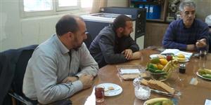 بازدید از شرکت کفش و چرم پارس